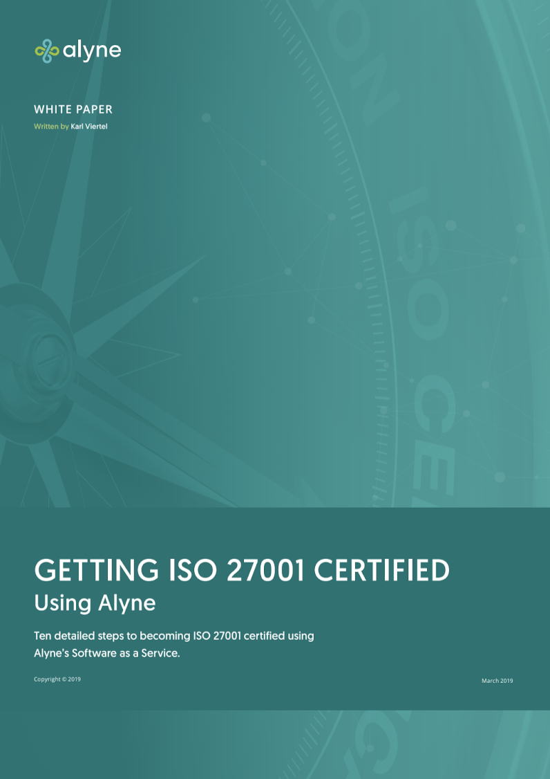 ISO white paper